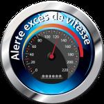 Alerte exces vitesse